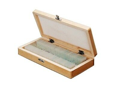 Zenith Prepared 50 Pieces Microscope Slides Set. In London