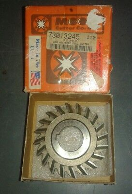 Moon Straight Tooth Side Milling Cutter 3 X 3/8 Nos.