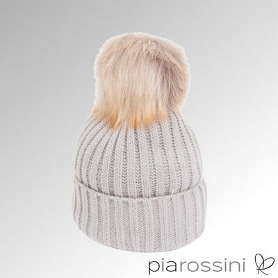 223afed28 KATKA FAUX SHEARLING Fur Cossack Hat Warm Cozy Pia Rossini Camel Tan ...