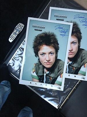 Veronica Cartwright superb LARGE 16 X 20 ALIEN signed photo display poster