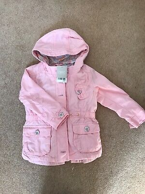BNWT Next girls coat 18-24 Months