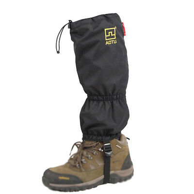 AUTO waterproof gaiters Ski Touring Climbing Mountaineering Outdoor windbreak SS