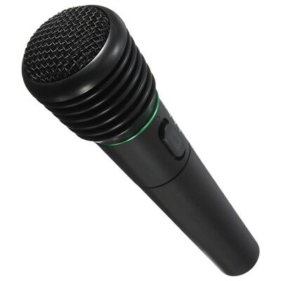 Undirectional Handheld Microphone Wired and Wireless Mic Receiver Karaoke SS