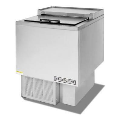 Beverage Air - GF24L-S - 24 in Stainless Steel Glass & Plate Chiller