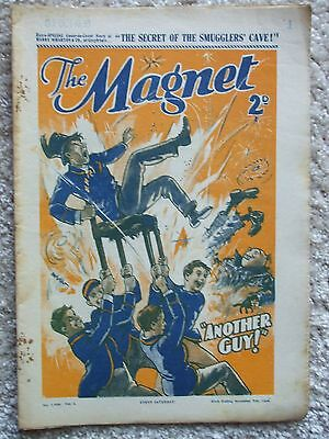 """The Magnet (Billy Bunter) - """"The Secret of the Smugglers Cave"""" Single Issue 1936"""