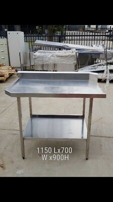 Stainless Steel Inlet Bench