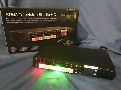 Blackmagic Design ATEM Television Studio HD - Excellent