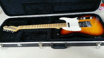 Fender Standard (Mexican) Telecaster Electric Guitar