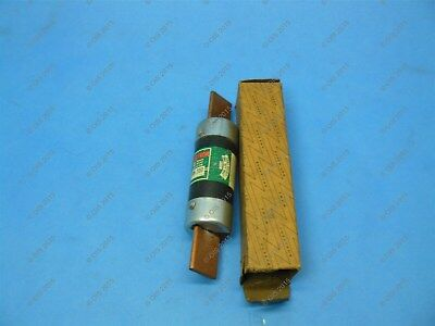 Bussmann FRN-200 Time-delay Fuse Class K5 200 Amps 250 VAC/125 VDC NOS