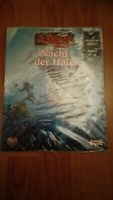 Nacht Der Haie Ad&d  Advanced Dungeons&dragons Neu Ovp Folie