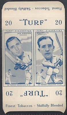 Carreras-Uncut Double Turf Slide-Famous Cricket-#17#50- Middlesex