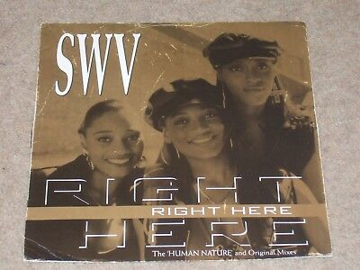 SWV – Right Here (Human Nature Mix)    1993    R&B CLASSIC!!