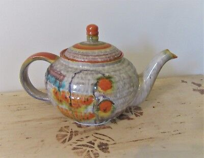 German Dumler & Breiden Art Deco Novelty Teapot