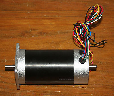 Keling Technology Brushless Electric DC Motor, 4 Pole 36V High Torque Stepper