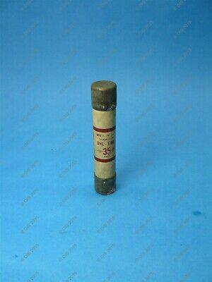 Shawmut OTS35 One Time Fuse Class K5 35 Amps 600VAC Tested