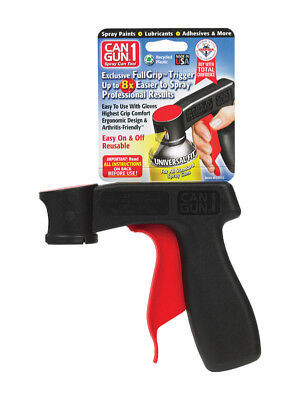 Can Gun  1  Aerosol Spray Can Handle  Recycled Plastic  Airless