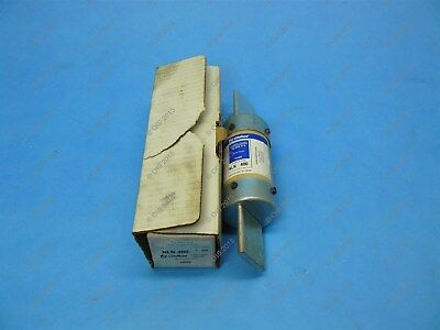 """Littelfuse NLN400 """"One-Time"""" Fuse Class K5 400 Amps 250VAC/DC New"""