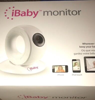 iBaby Monitor M2 Wireless Video Monitor Night Vision 2-Way Audio iPhone Android