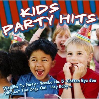 Kids Party Hits Various Artists Audio CD
