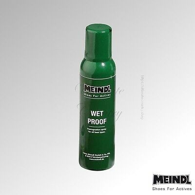 """Meindl Wetproof - Care for your """"Shoes for Actives"""" (M-9780-99)"""