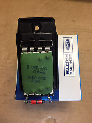 New Genuine Ford Focus/Mondeo/Transit Connect, Heater Blower Resistor, 1311115