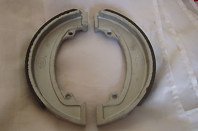 Bsa/triumph Conical Hub Rear Brake Shoes