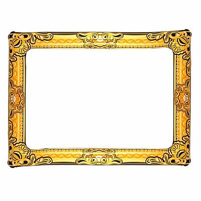 Inflatable Selfie Picture Photo Frame Hen Party / Wedding Photo Prop Accessory