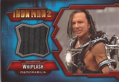 "Iron Man 2 - IMC-6 Mickey Rourke ""Whiplash"" Costume Card"