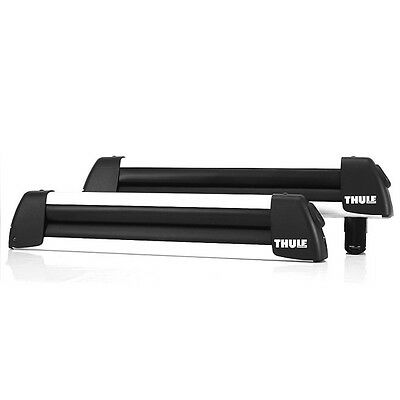 Genuine Thule Ski Carrier Deluxe 727 - 6 Pairs of Skis / 4 Snowboards (1301032)