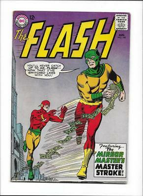 "Flash #146 [1964 Vg+] ""the Mirror Master's Master Stroke!"""