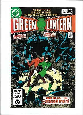 Green Lantern #141 [1981 Fn-] 1St App Omega Men!