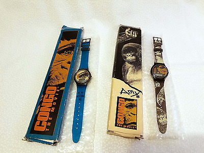 Congo The Movie Watches - 1995 - Amy & Blue Watches - Paramount Pictures