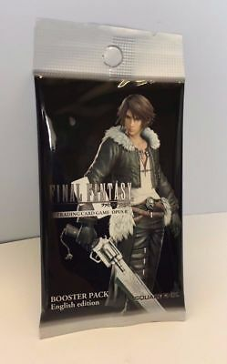 OPUS II Final Fantasy Trading Card Game Booster Pack