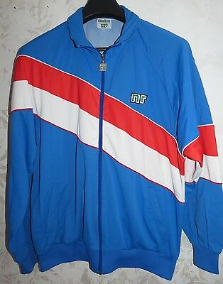 Rare Giacca Jacket Track Calcio Football Casual Ennerre Nr Italy Vintage Size 52