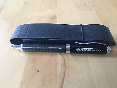 New Collectible & Rare Colnago Carbon Pen with Little Box / Road Bike / Frame