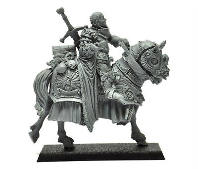 Rare Forge World Age of Sigar Warhammer Mounted Empire Lord