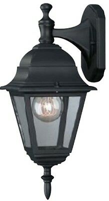 Philips Massive Black Outdoor Coach Lantern