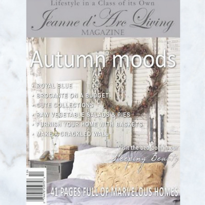 Jeanne d'Arc Living Magazine English Edition Issue 10 October 2017