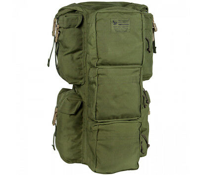 Warrior Aid and Litter Kit Backpack North American Rescue Survival Bugout Go Bag