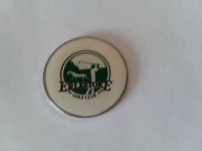 Erlestoke Golf Club Ball Marker