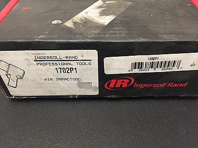 Ingersoll-rand Industrial Duty Impact Wrenches - 1702P1