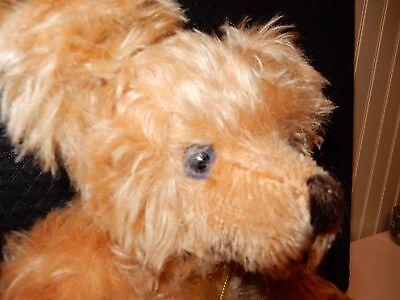 "Hermann German Limited Edition 237/1000 Jointed Mohair 15"" ""Elizabeth Bear"""