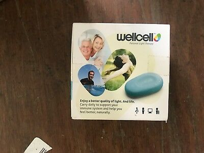 wellcell personal light therapy