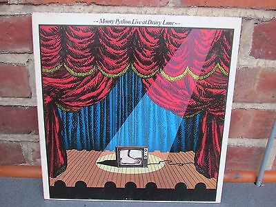Monty Python Live At Drury Lane Vinyl Album