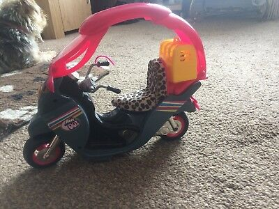 Miss Cool Motor Scooter Toy