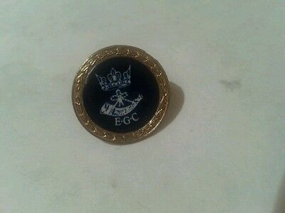 Easingwold Golf Club Ball Marker