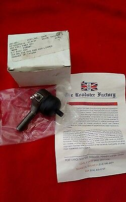 New RH Inner Tie Rod End Assembly TR2 TR3 The Roadster Factory 110467