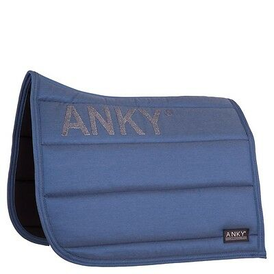 ANKY S/S 17 Denim Blue Dressage Saddle Pad