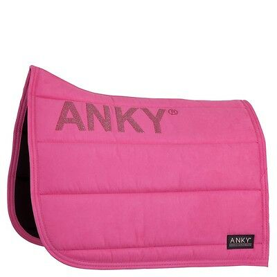 ANKY S/S 17 Pretty Pink Dressage Saddle Pad