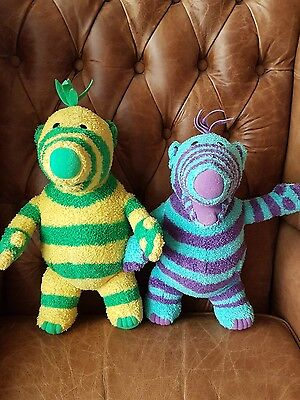 Fimbles  Florrie &  Fimbo Soft Plush  Good Condition
